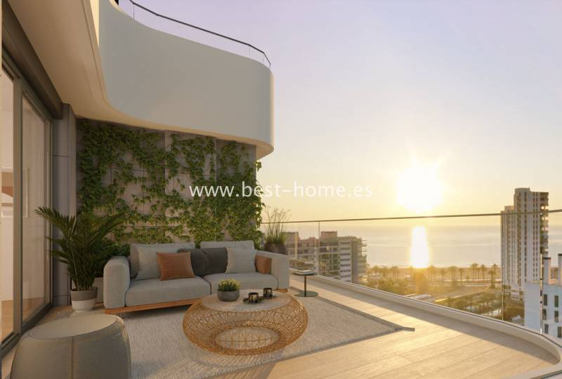 Apartament - New Build - Alicante - Alicante