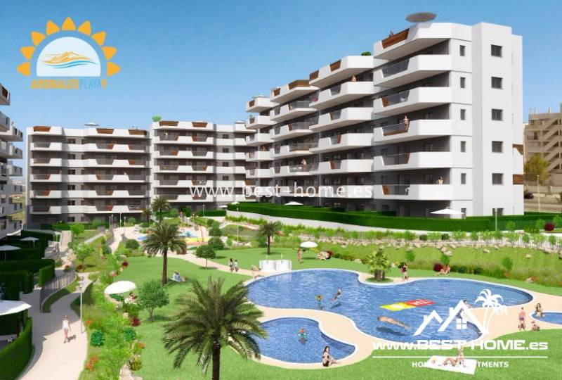 Apartament - New Build - Arenales del Sol - Arenales del Sol