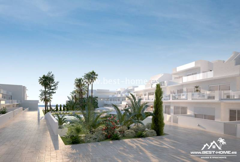 Apartament - New Build - Gran Alacant - Gran Alacant