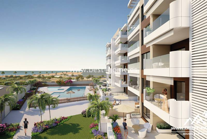 Apartament - New Build - Torre de La Horadada - Torre de La Horadada