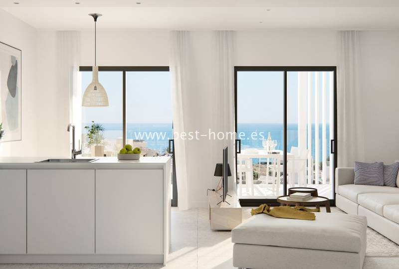 Apartament - New Build - Villajoyosa - Villajoyosa