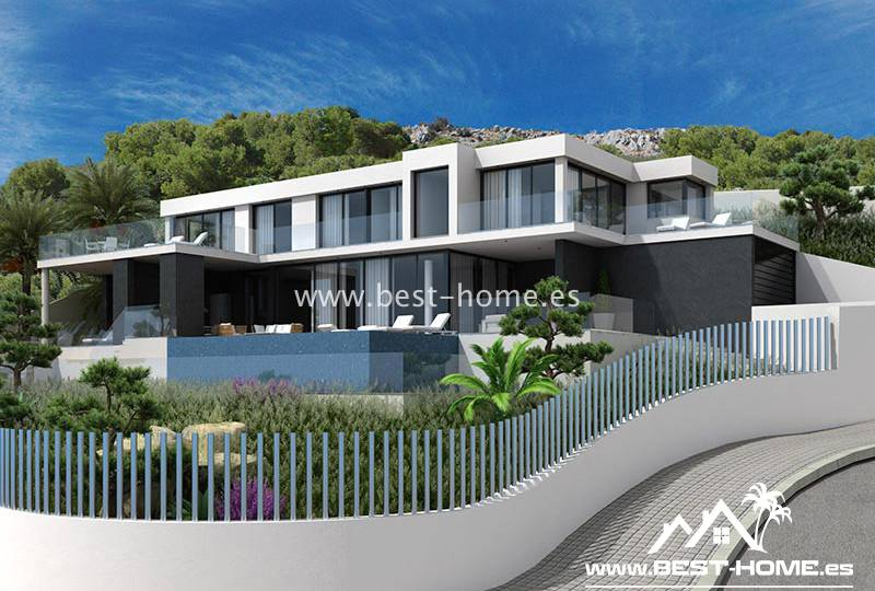 Dom / Willa - New Build - Altea - Altea