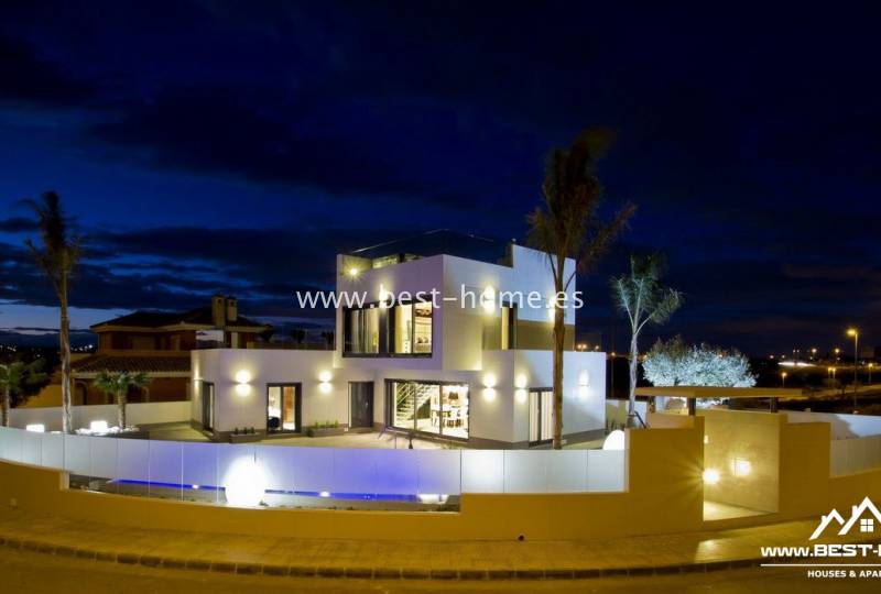Dom / Willa - New Build - Cabo Roig - Cabo Roig