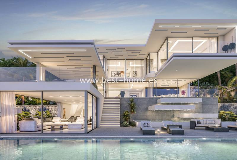 Dom / Willa - New Build - Javea - Javea