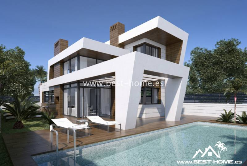 Dom / Willa - New Build - La Manga - La Manga