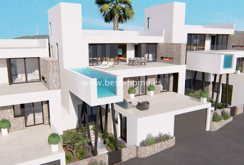 Dom / Willa - New Build - Rojales - Rojales