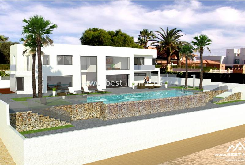 Dom / Willa - New Build - Torrevieja - Torrevieja