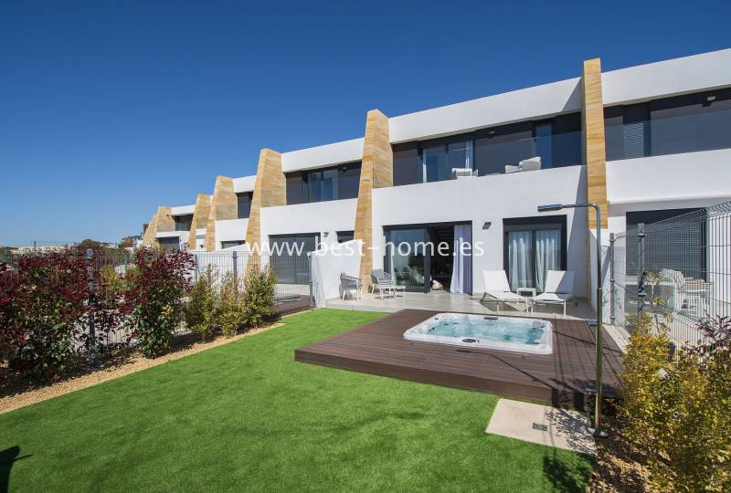 Dom / Willa - New Build - Villamartin - Villamartin