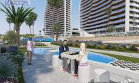 New Build - Apartament - Benidorm