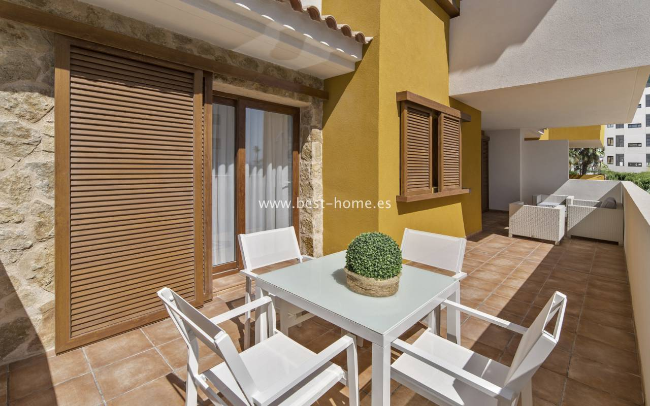 New Build - Apartament - Punta Prima