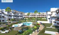 New Build - Apartament - San Juan de los Terreros