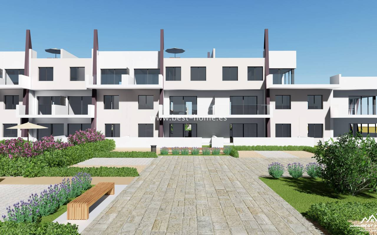 New Build - Apartament - Torre de La Horadada