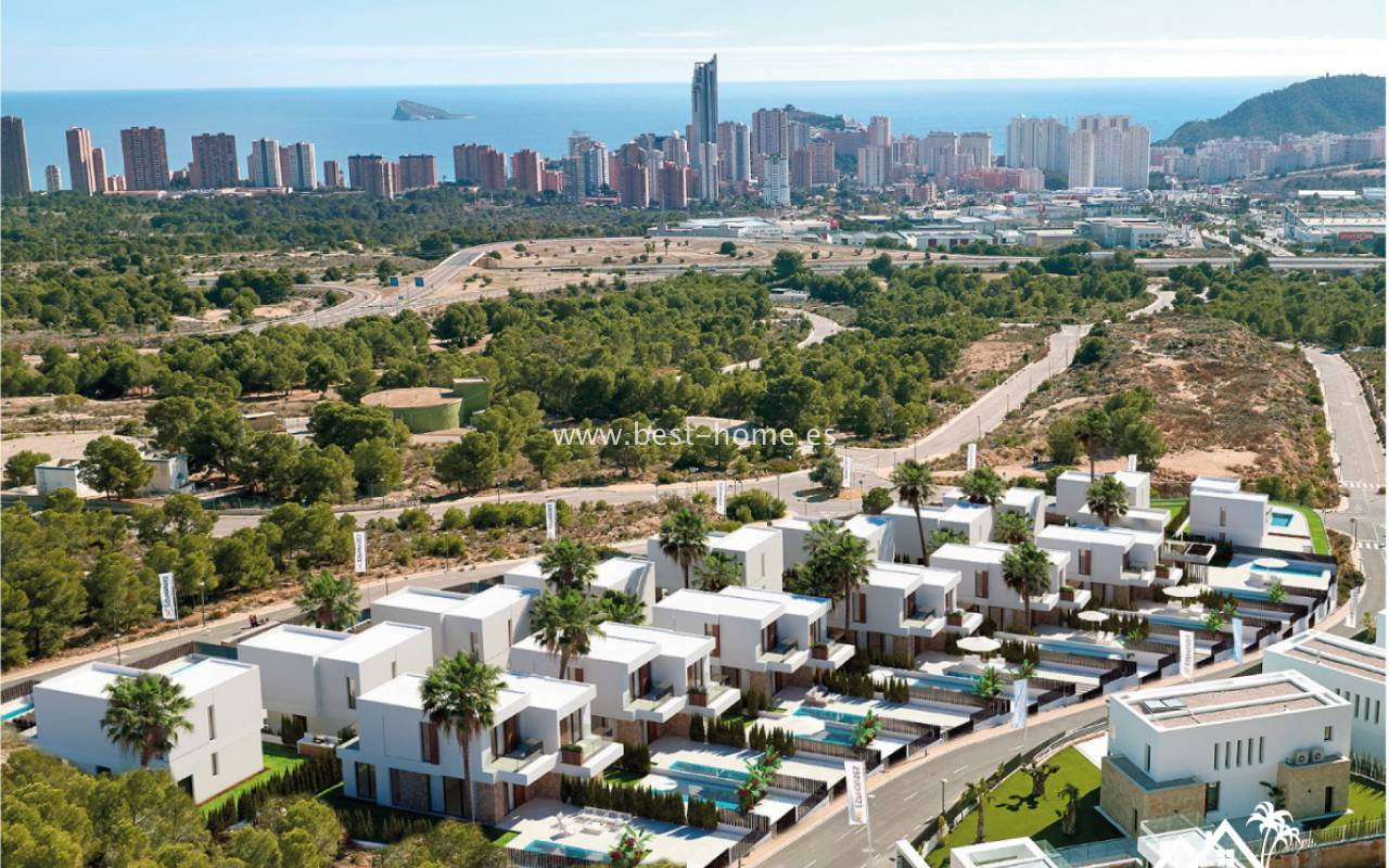 New Build - Dom / Willa - Benidorm