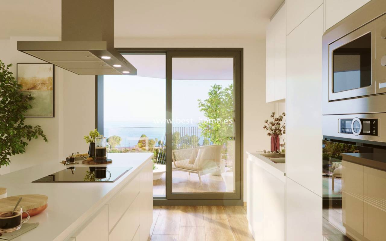 New Build - Penthouse - Villajoyosa