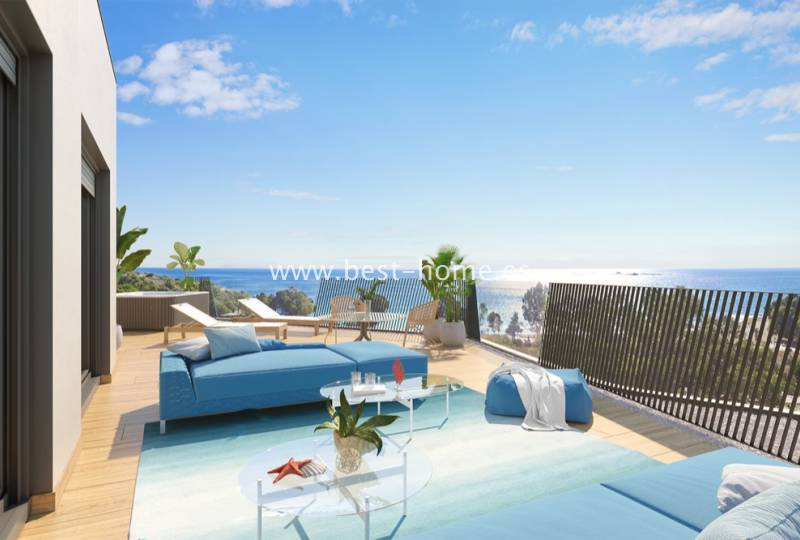 Penthouse - New Build - Villajoyosa - Villajoyosa